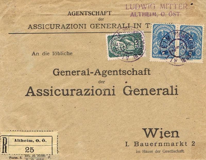 Inflation in Österreich - Belege - 1918 bis 1925 - Seite 9 Inf10
