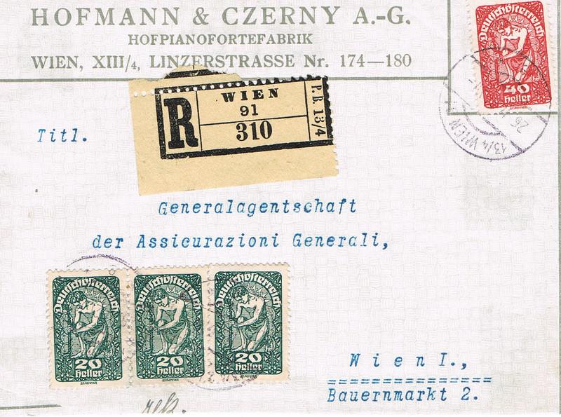 Inflation in Österreich - Belege - 1918 bis 1925 - Seite 9 Infl10