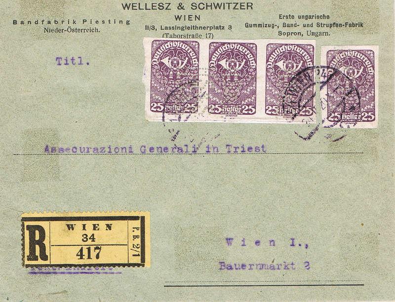 Inflation in Österreich - Belege - 1918 bis 1925 - Seite 9 Infl210