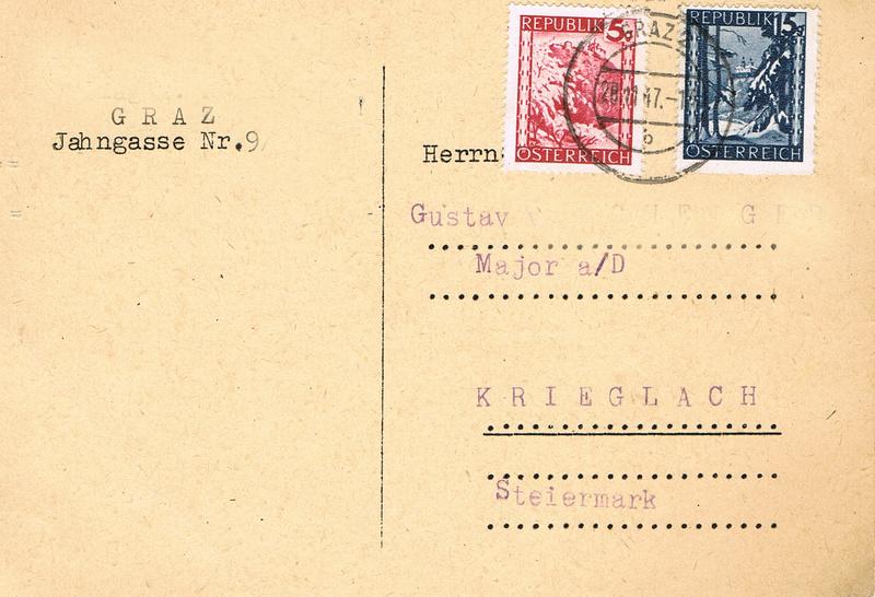 Landschaftsbilder ANK 738-766  -  Belege - Seite 9 K110