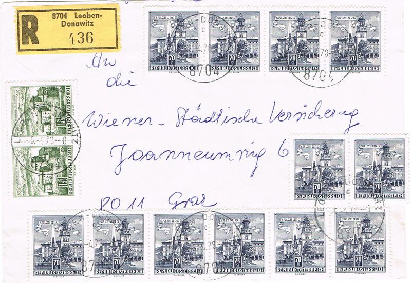 """Bauwerke und Baudenkmäler """"Bautenserie"""" - Seite 5 L10"""