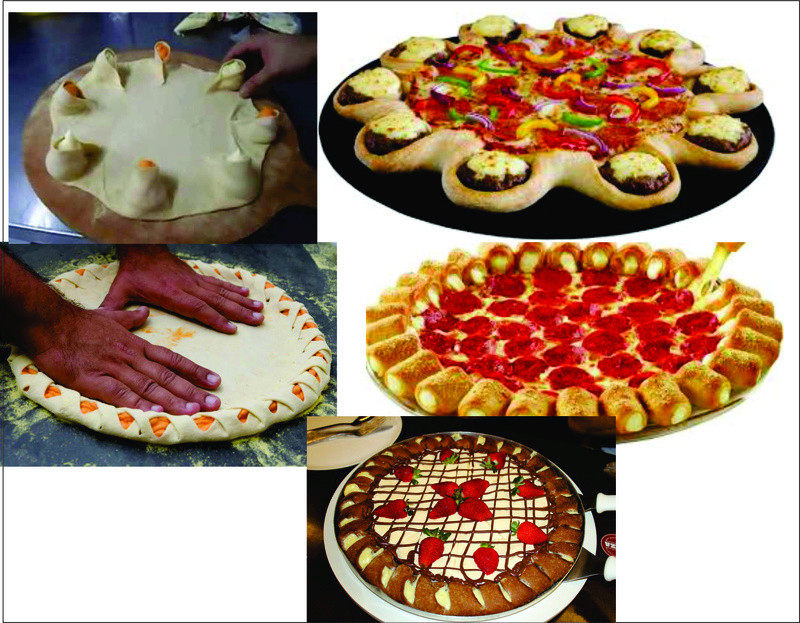 Pizzas Bordas Artisticas é Bom para Delivery? Pizzas10