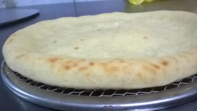 Pizza em forno tradicional a gás Wp_20138