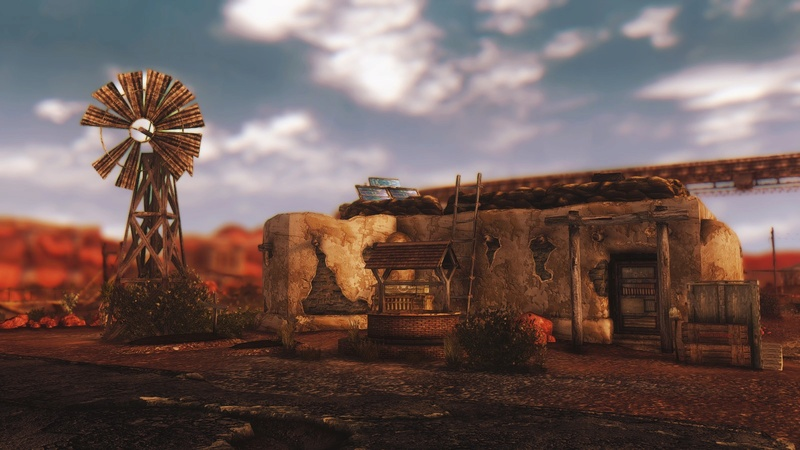 Sandcrete in the Mojave [FNV] 59024-10