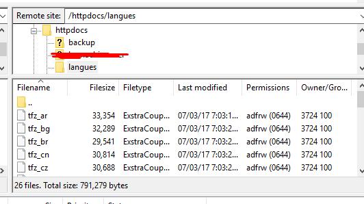 Pasta de idiomas não está funcionando? Screen10
