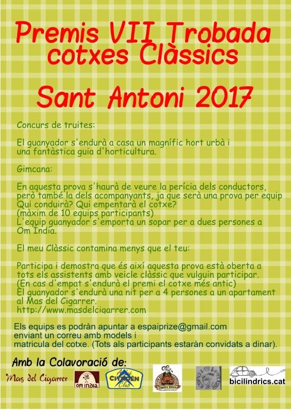 Trobada Sant Antoni, 2 de Juliol Premis13