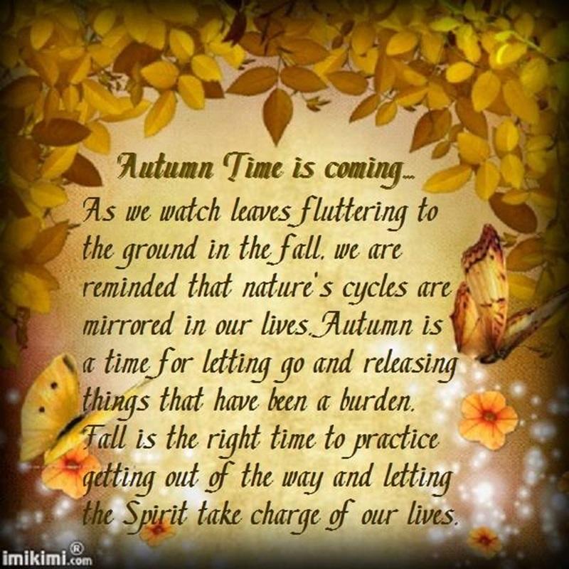 Autumn Time 55655610