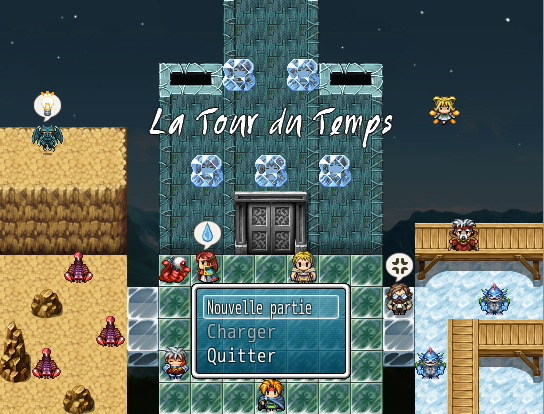 La Tour du Temps Tdt110