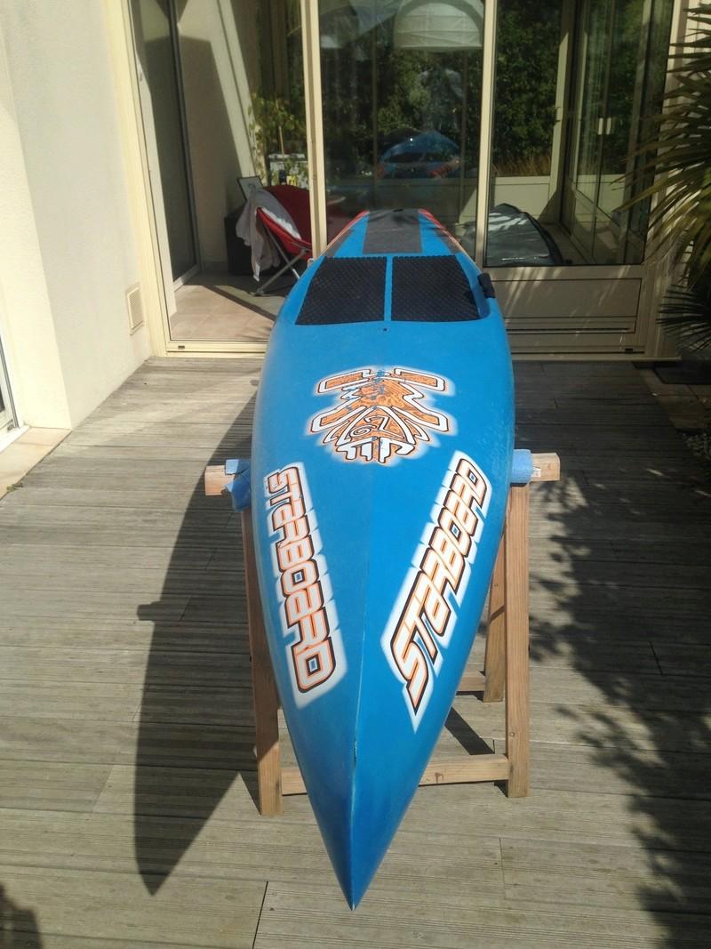 (VENDUE) Starboard Allstar 2014 12'6 * 25,5  Img_0110
