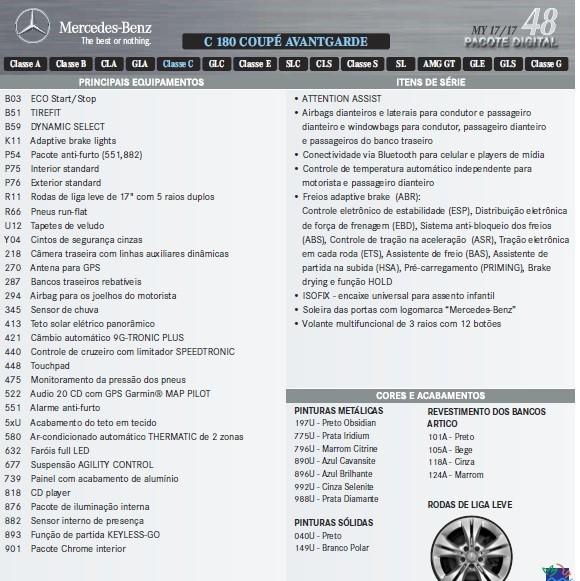 Ajuda com a C180 coupé 2017 Ficha_10