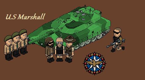 [U.S] Marshal Habbo