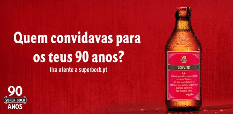 Amostras Super Bock - 90 garrafas Ayyo-s10