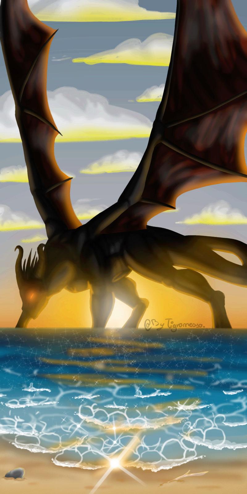 ~Défi lancé par Jormungandr: Illustration du RP sur l'ile Jan Mayen~ Intro_10