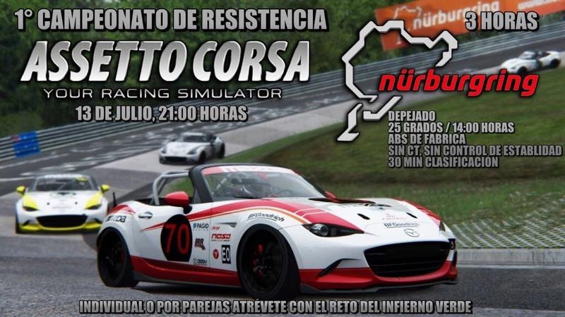 1 campeonato de resistencia Assetto Corsa  Img_8113