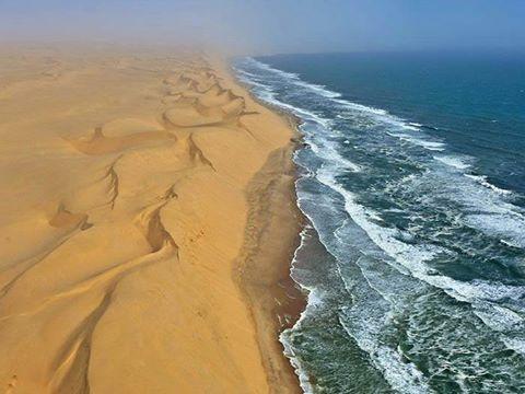 Namibie, la rencontre du désert et de l'océan  Ob_7a910