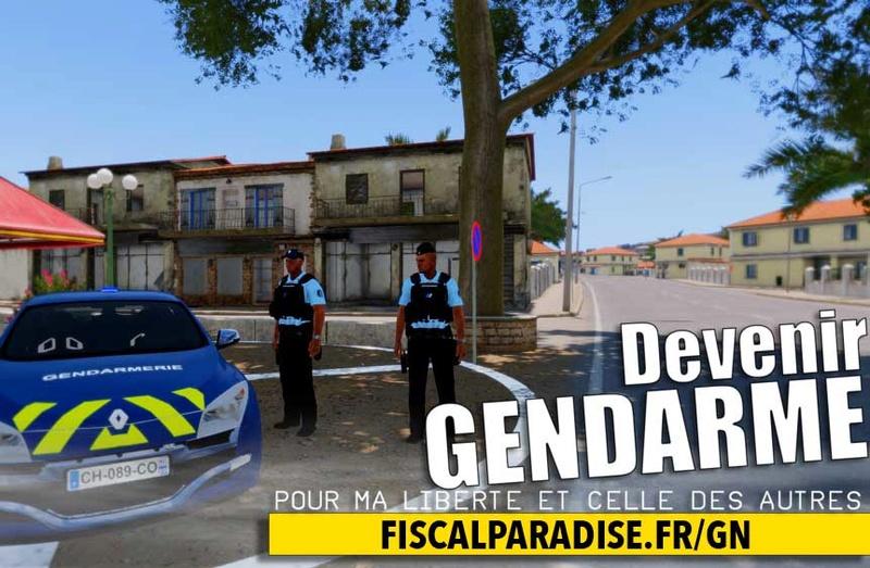 » [Nouveau] Spot publicitaire de la Gendarmerie de Malden Deveni10