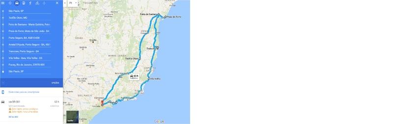 VIAGEM DE 6000km Viagem11