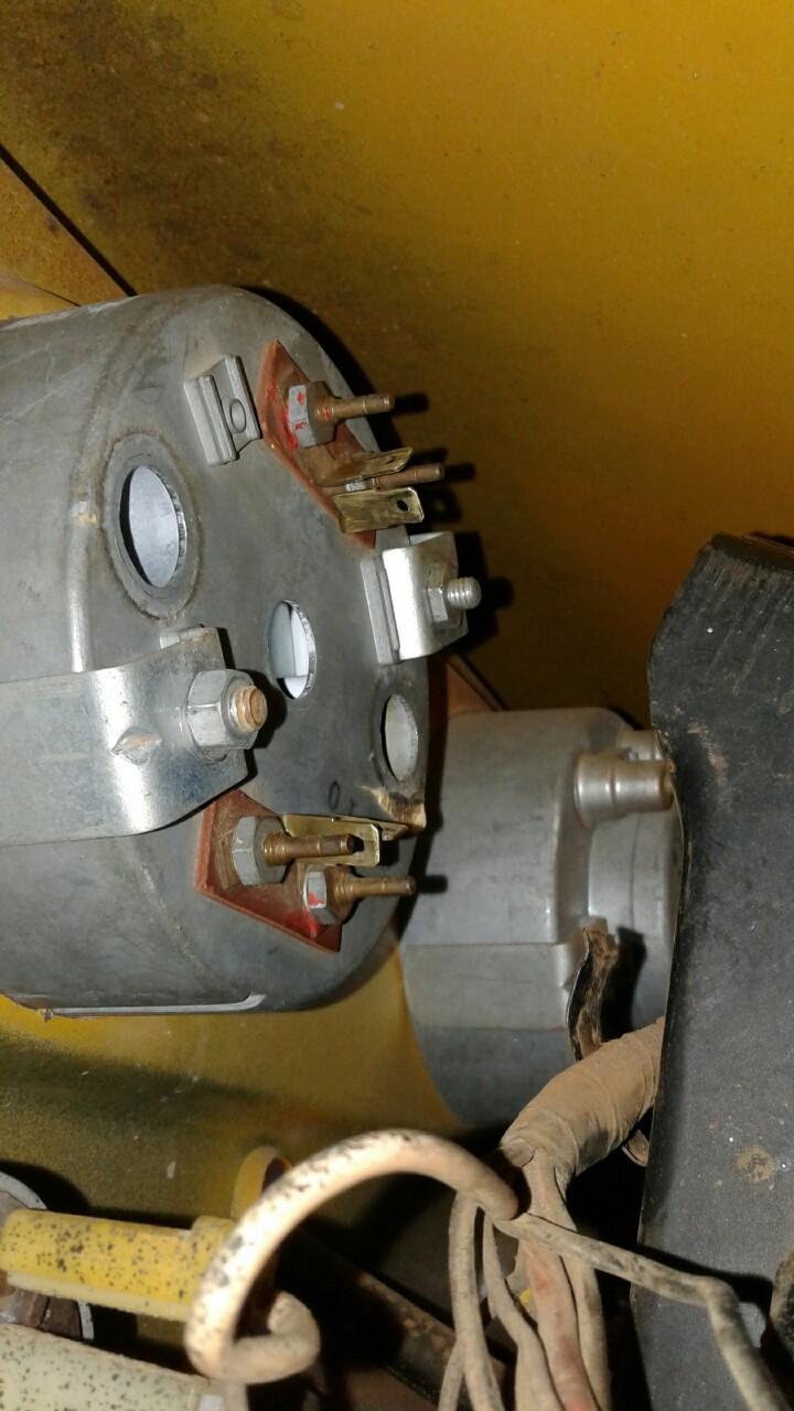Marcador Combustível e Temperatura C10 1973 20170615