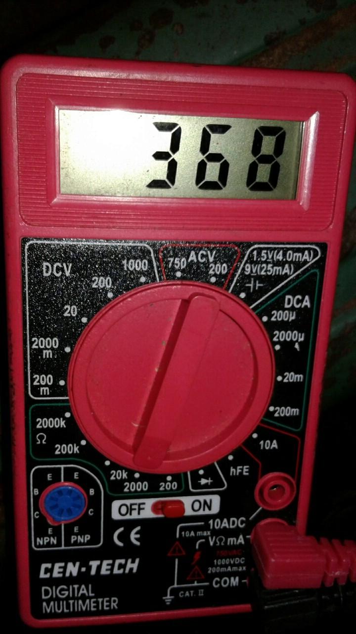 Marcador Combustível e Temperatura C10 1973 20170624