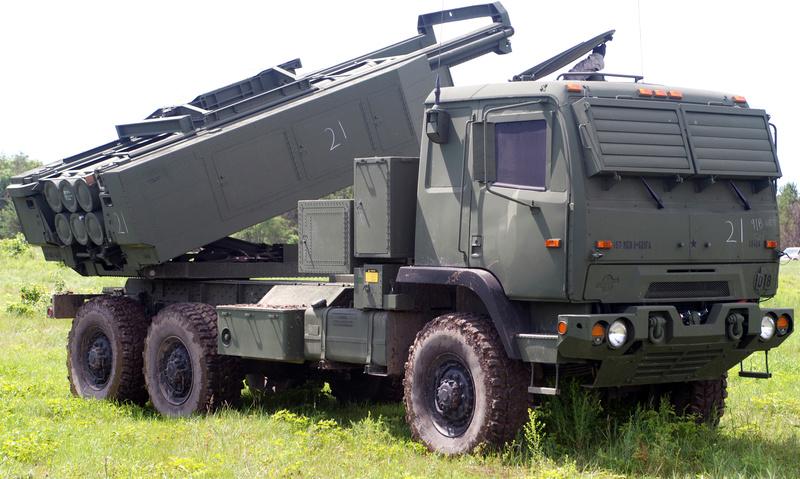 Des systèmes d'artillerie HIMARS pour la Roumanie 10062010