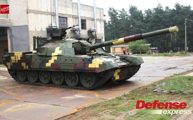L'Ukraine dévoilera son MBT T-72AMT 19756910
