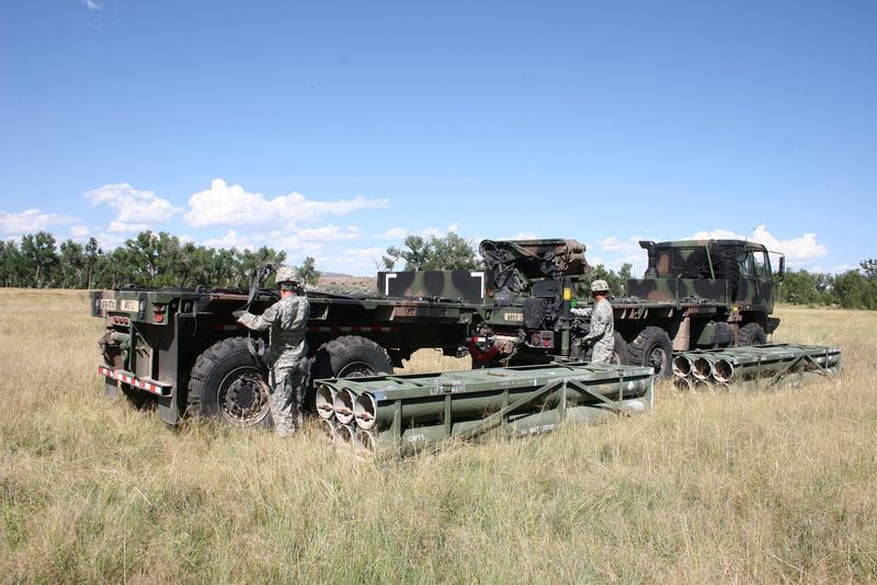 Des systèmes d'artillerie HIMARS pour la Roumanie 51040910