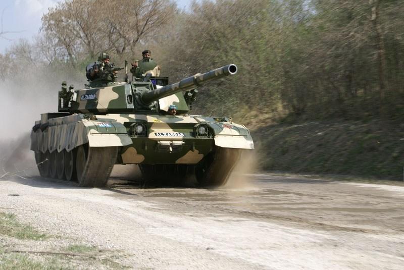 Des chars ukrainiens OPLOT pour le Pakistan Al-zar10