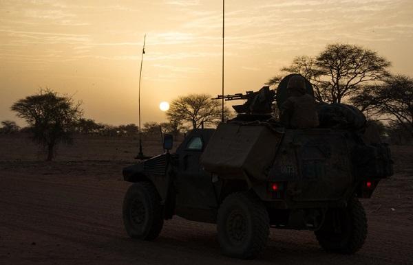 Quatre soldats français ont été blessés au Mali Barkha11