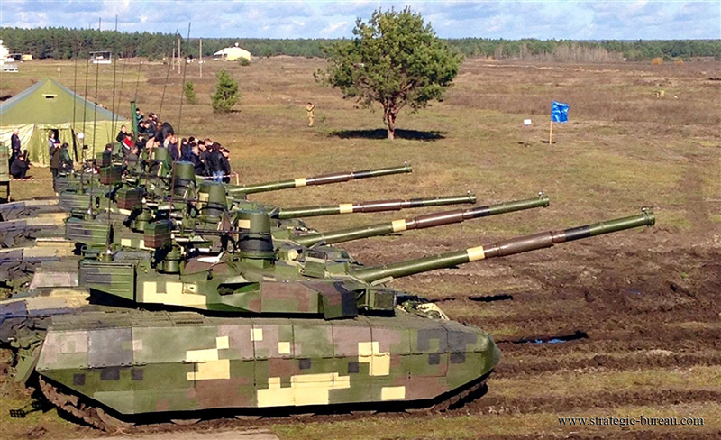 Des chars ukrainiens OPLOT pour le Pakistan Bm-opl10