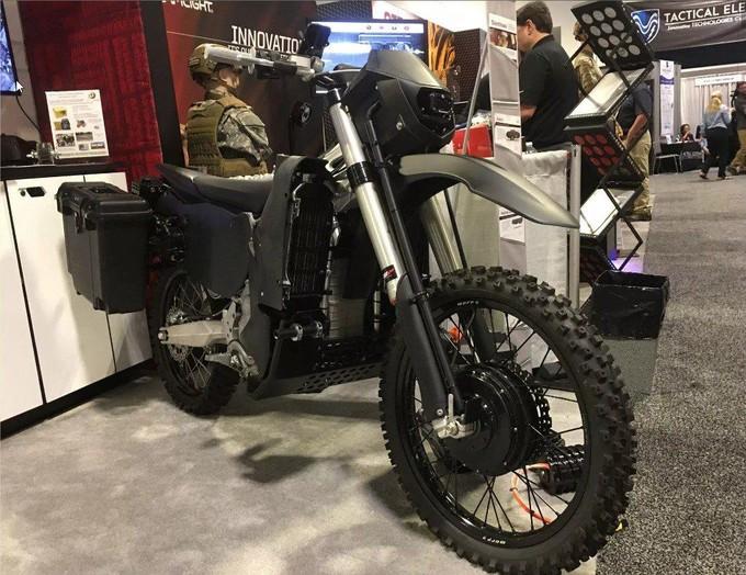 Deux motos « furtives » SilentHawk pour l'US Army Image-12