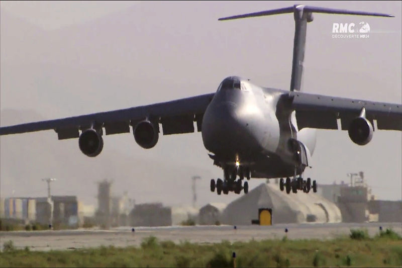 Avions de l'US Air Force : le C5 Galaxy Image111