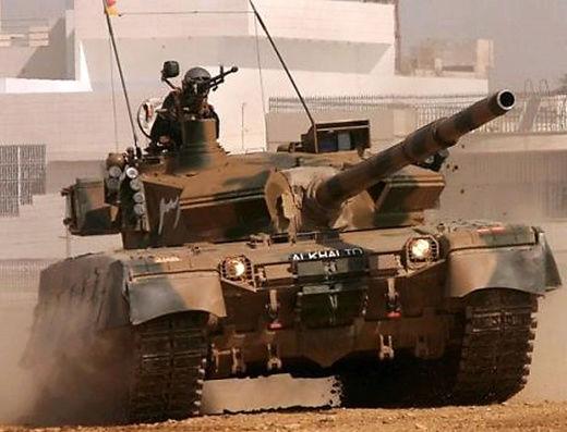 Des chars ukrainiens OPLOT pour le Pakistan Image128