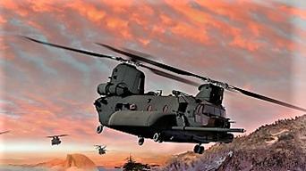 Commande des 3 premiers Chinook Block II pour l US Army Image311