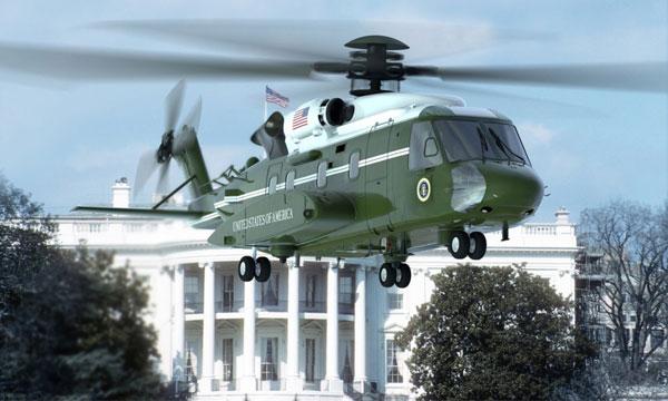 Le futur « Marine one » s'envole Jav20110