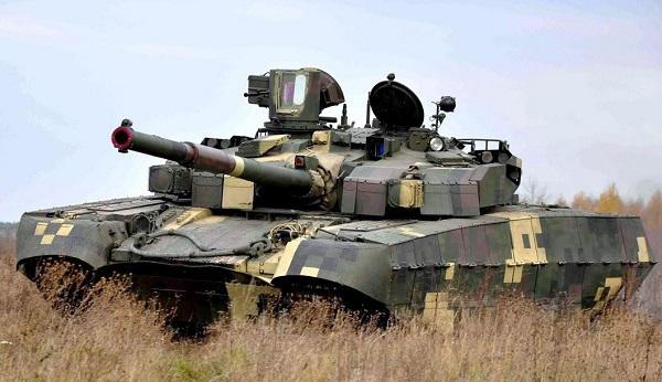Des chars ukrainiens OPLOT pour le Pakistan Oblot-10