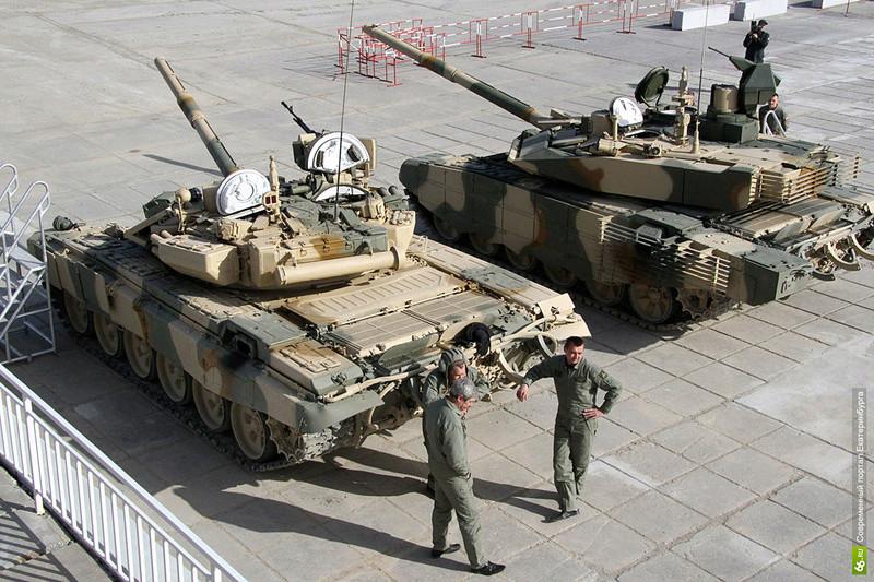 Vente importante de chars T90 russes à l'Irak T-90-t10