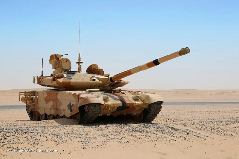 Vente importante de chars T90 russes à l'Irak T-90ms10