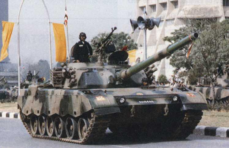 Des chars ukrainiens OPLOT pour le Pakistan Type8510