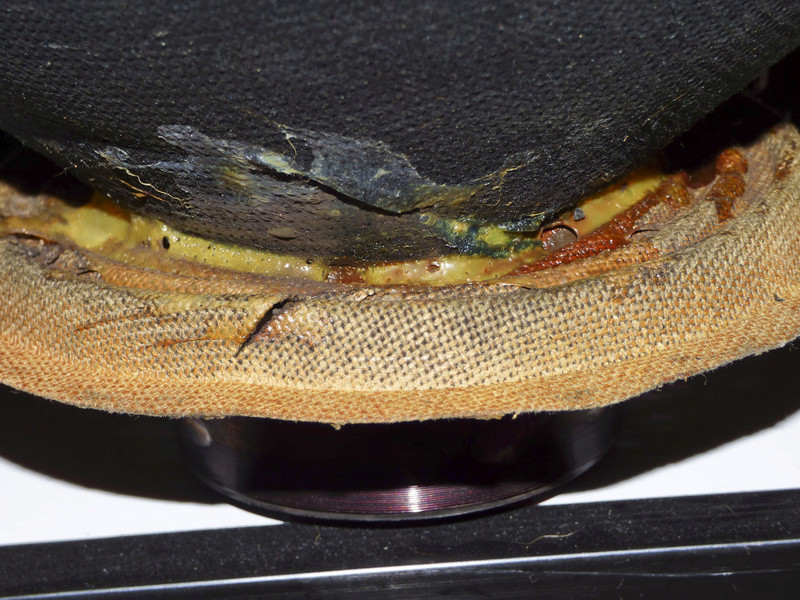 PARLANTE  B&C  12 pulgadas  pesima reparacion Cono_410
