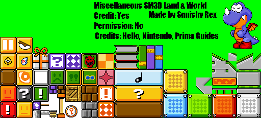 Help for Super Mario Bros. The Exstended Adventure 2d_3d_10