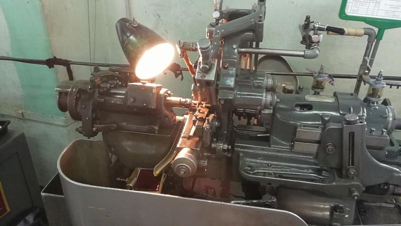 Une visite guidée de la fabrique  RAKETA à Saint Pétersbourg Img_2018