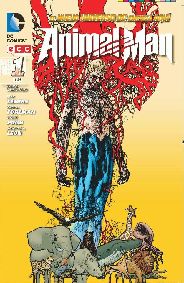 [ECC Sudamerica] DC Comics 0110