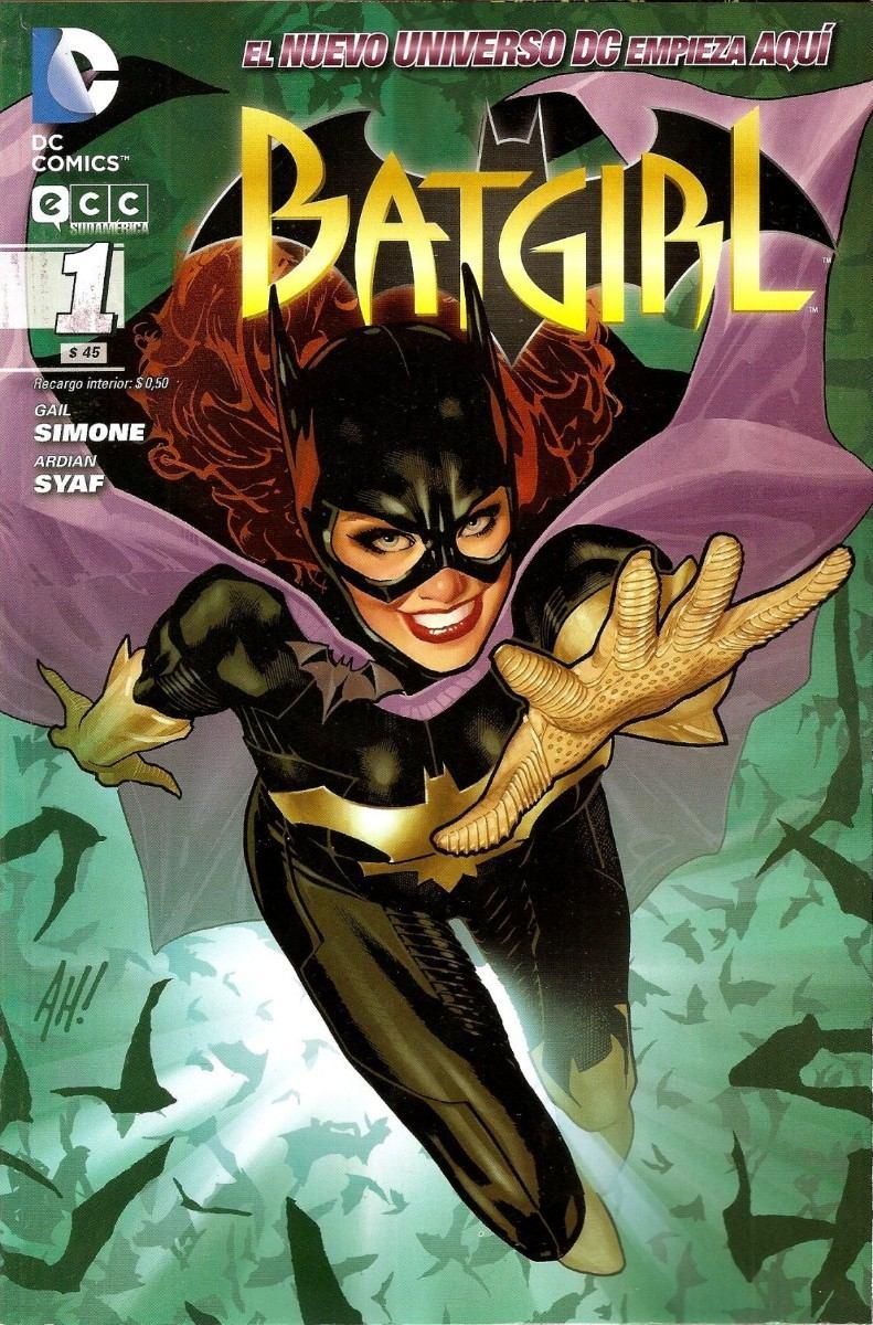 [ECC Sudamerica] DC Comics 0112
