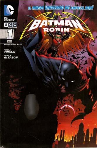 [ECC Sudamerica] DC Comics 0116