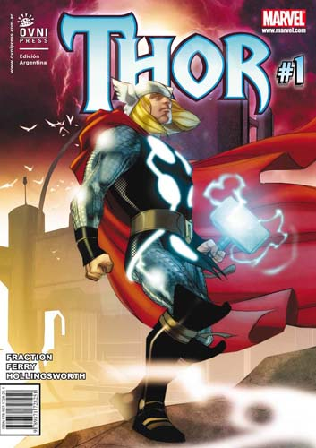 [OVNI Press] Marvel Comics y otras 0121