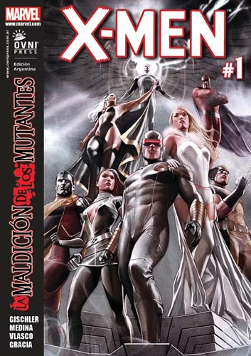 [OVNI Press] Marvel Comics y otras 0124