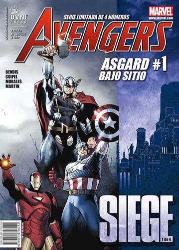 [OVNI Press] Marvel Comics y otras 0127