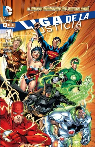 [ECC Sudamerica] DC Comics 01281