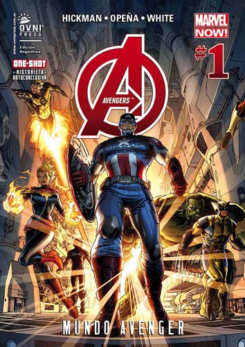 [OVNI Press] Marvel Comics y otras - Página 2 0131