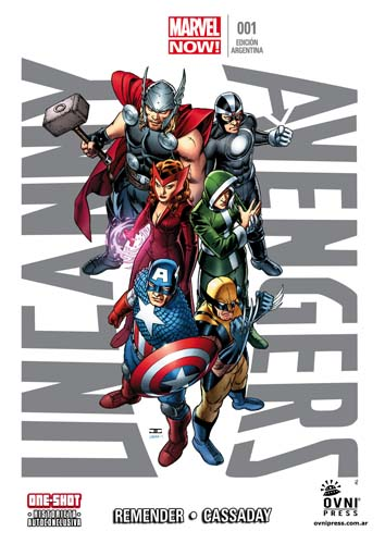 [OVNI Press] Marvel Comics y otras - Página 2 0138